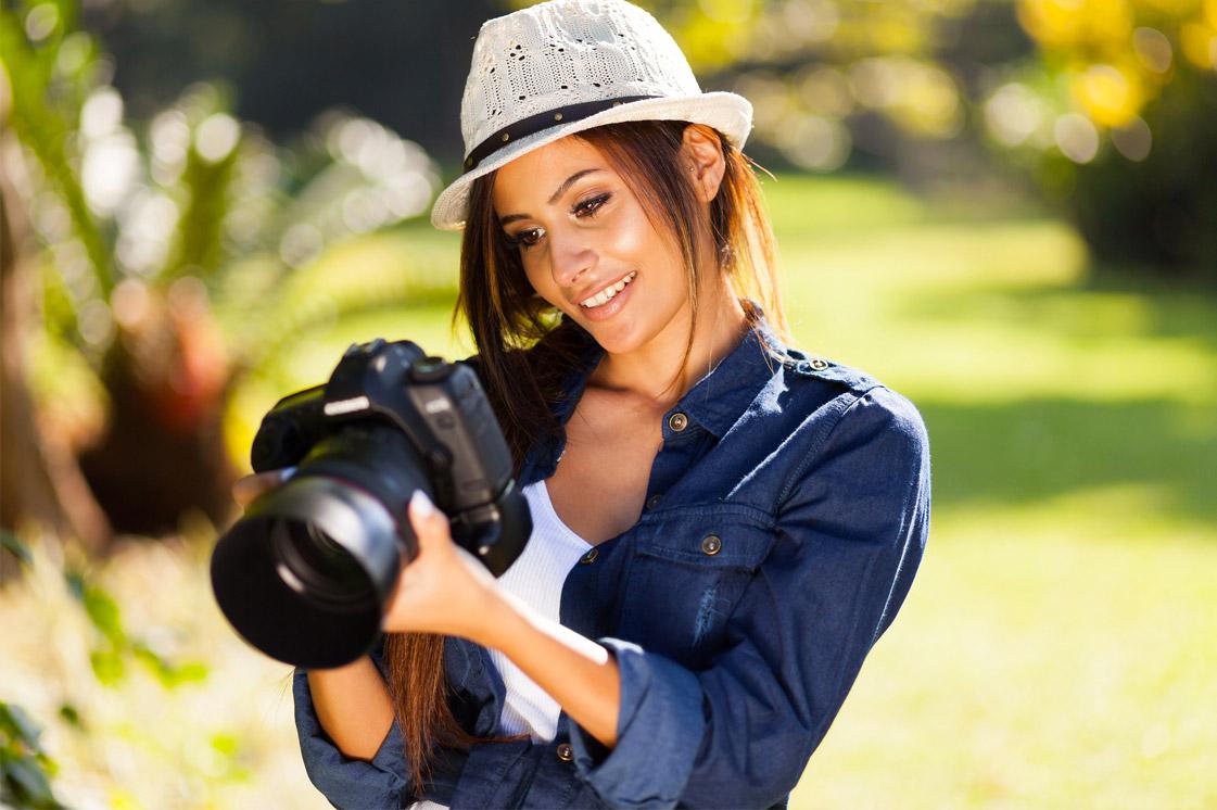 """Vorrei un aiuto nel """"far girare""""<br/> la mia pagina di fotografia su Facebook."""
