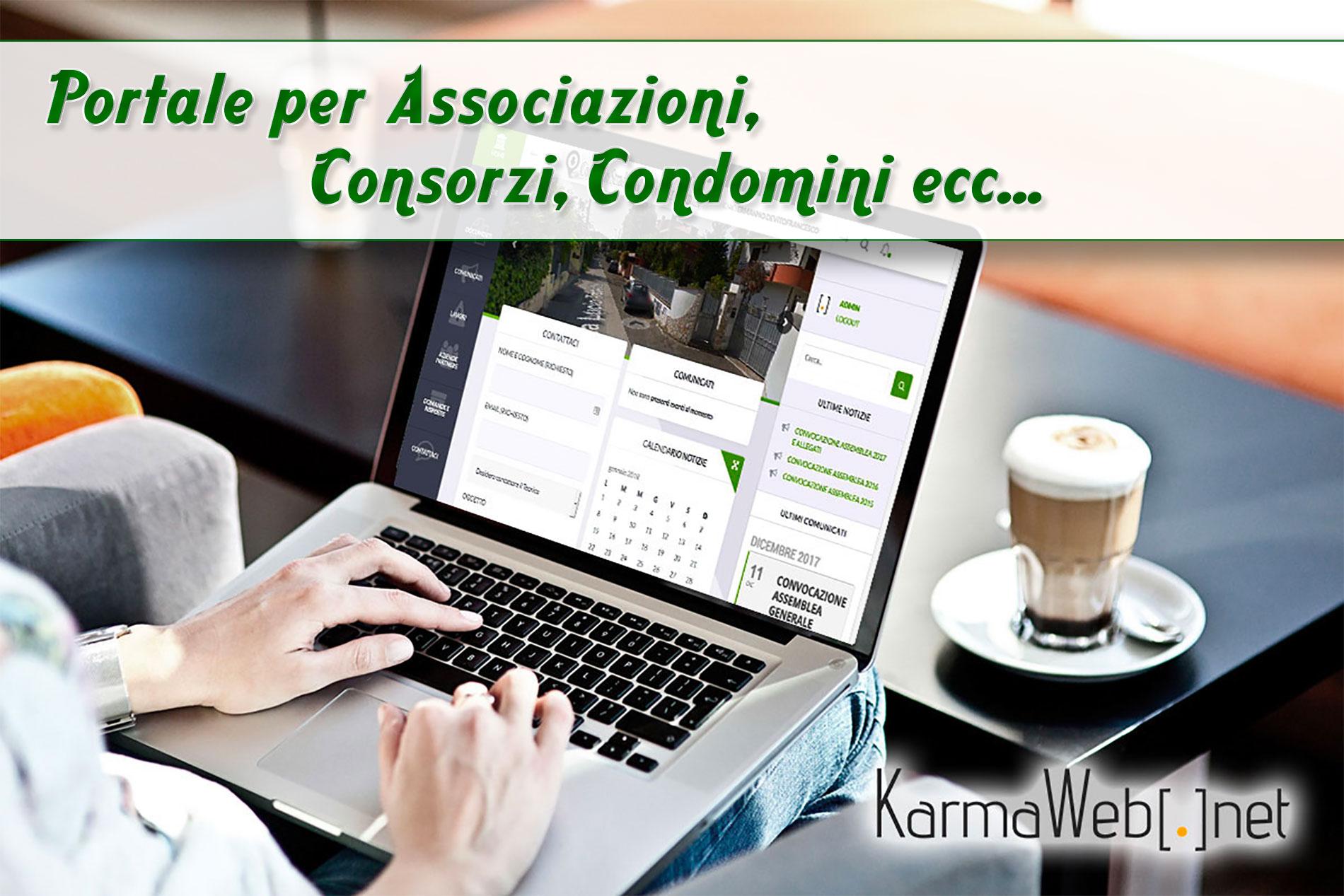 associazione consorzio condominio